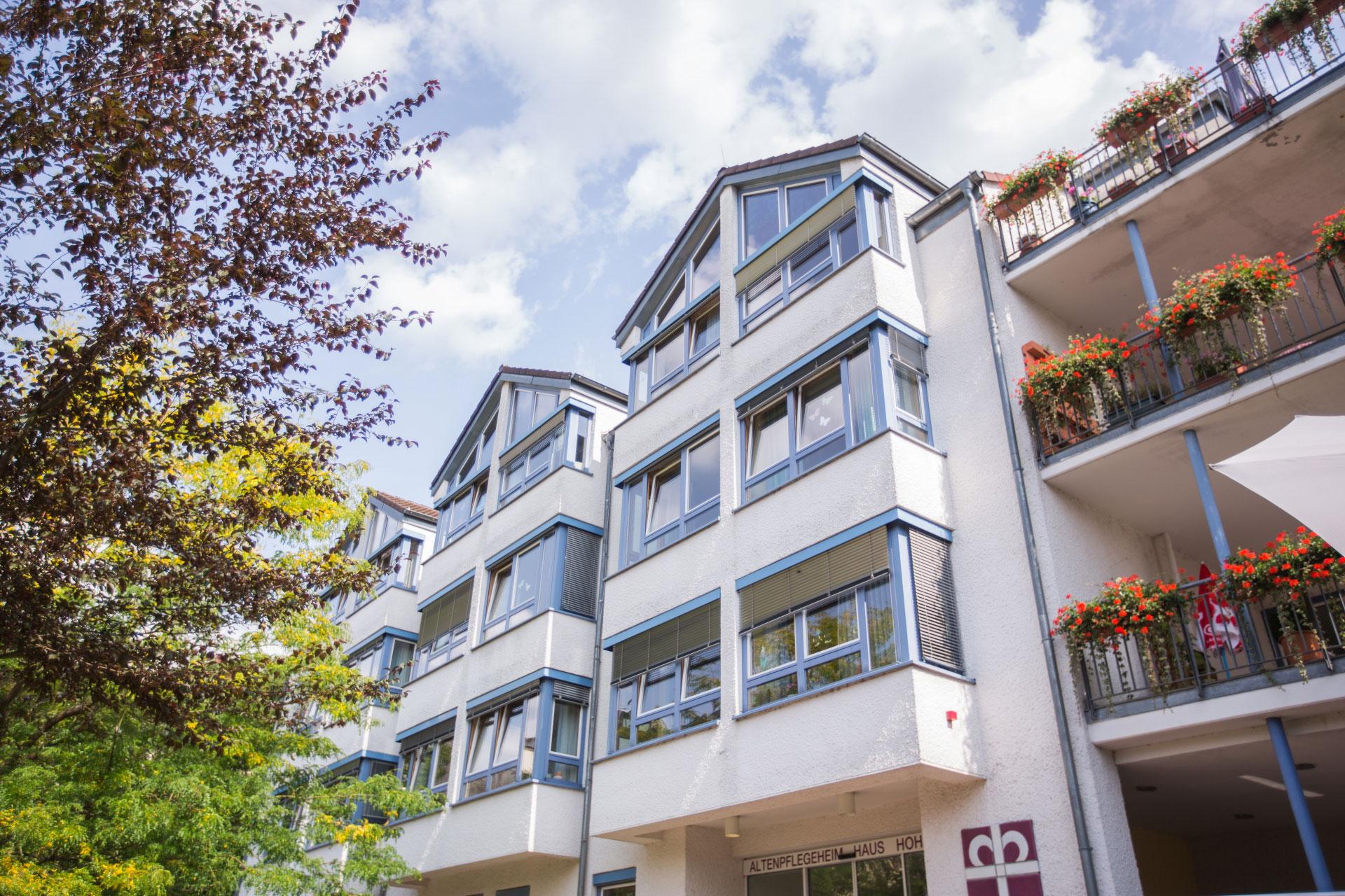 Stiftung Diakoniewerk Friedenswarte Haus Hohe Lay